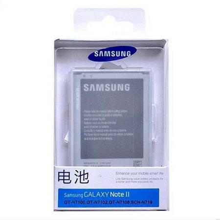 三星note2电池 N7100原装手机电池 N719 N7102 N7108电池电板正品