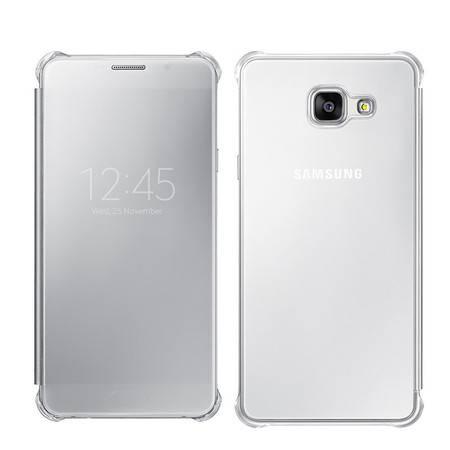 三星 A7原装智能镜面保护套 A7100手机保护壳 a7100手机套翻盖休眠皮套
