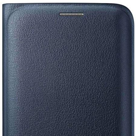 三星S6 edge原装插卡式炫彩保护套SM-G9250双曲面侧屏皮套 手机壳