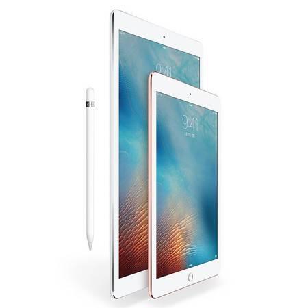 iPad Pro-9.7寸 32G白(wifi版)苹果平板电脑
