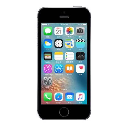 Apple iPhone SE 64GB灰色 移动联通电信4G手机