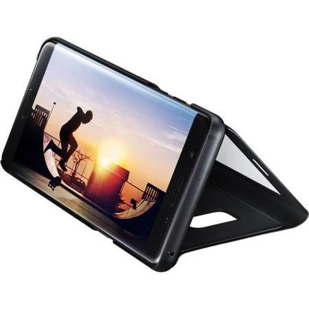 三星/SAMSUNG 三星note7原装皮套智能开窗皮套手机壳