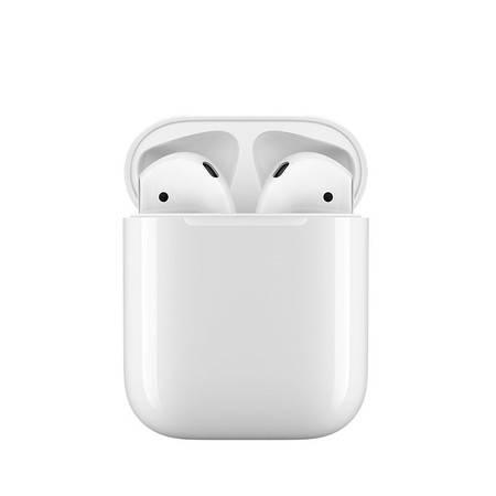 苹果/APPLE AirPods 2代 配充电盒 有线充电款 苹果蓝牙耳机苹果蓝牙无线耳机