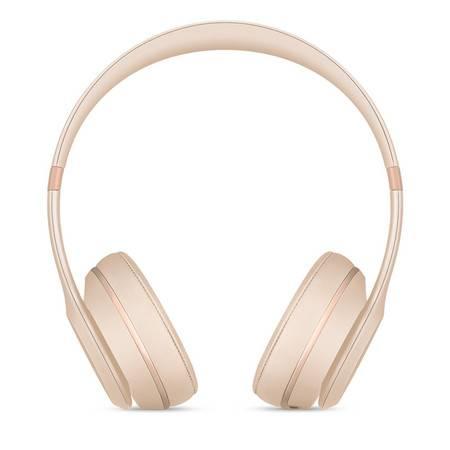 苹果/iPhone 头戴式蓝牙无线耳机 Beats Solo3 Wireless手机耳机 游戏耳机