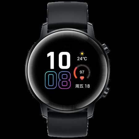 华为/HUAWEI 荣耀手表2 运动款 42mm (一周续航 高清彩屏 麒麟芯片 心脏健康)