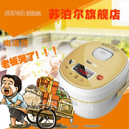 电饭煲CFXB20FC817-35小玲珑电饭煲 正品2L升智能电饭煲学生
