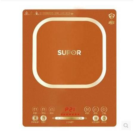 Supor/苏泊尔 【SDMCB43-210】 电磁炉 LTE抛光面板、.智能记忆