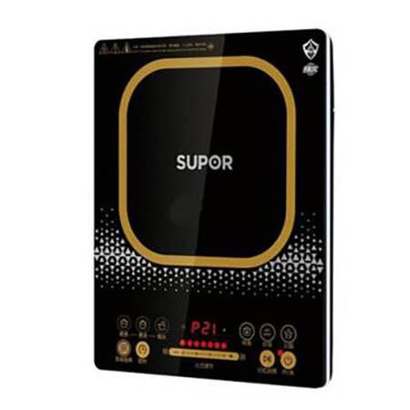 苏泊尔/SUPOR 超薄电磁炉 SDHCB42-210 滑控操作LTE抛光面板