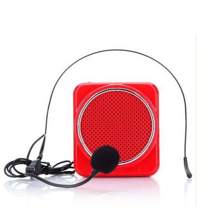 爱课(AKER)MR100 扩音器便携腰挂锂电喊话器 教学导游小蜜蜂扩音器