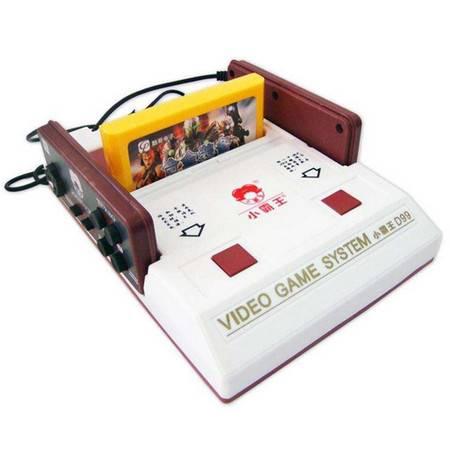 小霸王游戏机电视双人手柄游戏机80后怀旧经典FC电玩红白机D99