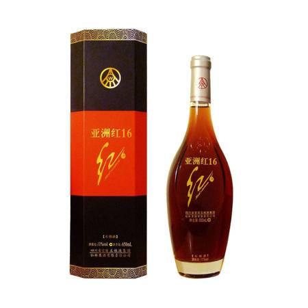 五粮液集团 亚洲红石榴酒 11度 650ml 天然石榴酿制