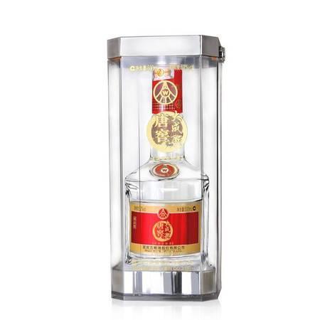 五粮液股份公司 52度 大成唐窖 精品级 500ml 浓香型白酒