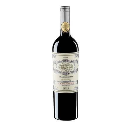 智利泰瑞贵族酒庄 特级珍藏佳美娜 原瓶进口 智利十大酒庄 高分 包邮