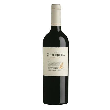 南非希德堡酒庄 酒庄特级珍藏干红葡萄酒 五代人 赤霞珠