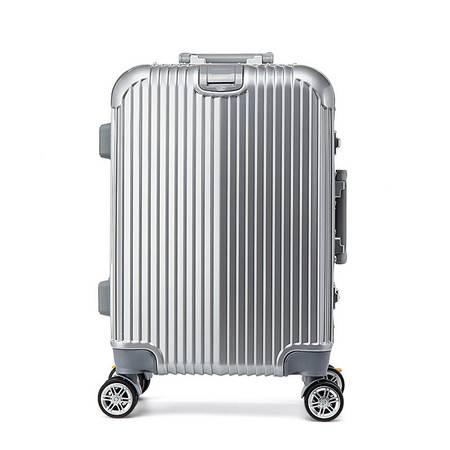 丹爵拉杆箱20寸万向轮男女旅行箱包行李箱子登机箱ABS密码箱D23