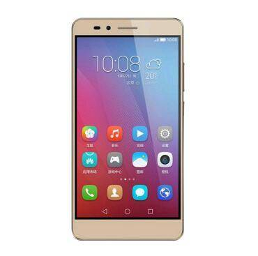 华为(HUAWEI) 荣耀 畅玩5X 4G手机 落日金 移动4G版(2G RAM+16G ROM)