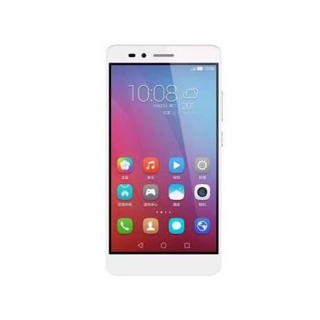 华为(HUAWEI) 荣耀 畅玩5X 4G手机 破晓银 移动4G版(2G RAM+16G ROM)