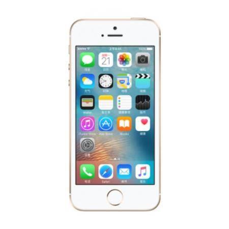 苹果 Apple iPhone SE (A1723) 16G 全网通 移动联通电信4G手机 金色