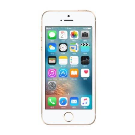 苹果 Apple iPhone SE (A1723) 64G 全网通 移动联通电信4G手机 金色