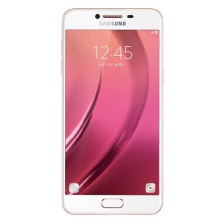 三星 Galaxy C5(SM-C5000)32G版 蔷薇粉 移动联通电信全网通4G手机 双卡双待