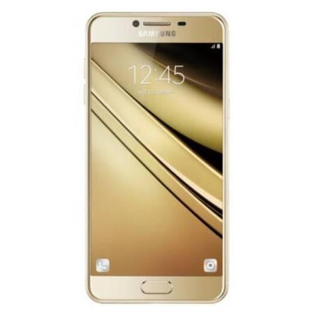 三星 Galaxy C5(SM-C5000)64G版 枫叶金 移动联通电信全网通4G手机 双卡双待
