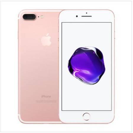 苹果/APPLE iPhone 7 Plus (A1661)128GB 玫瑰金色 全网通 4G手机