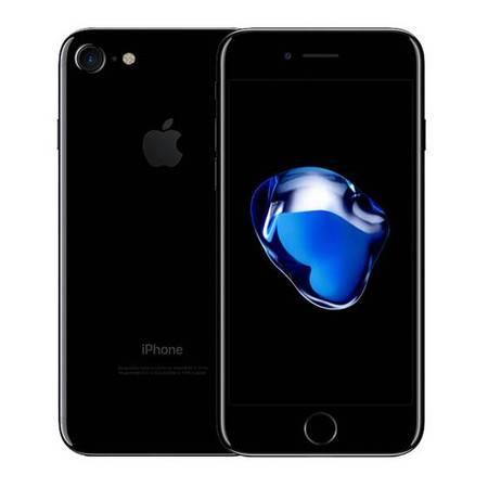 苹果 Apple iPhone 7 (A1660) 128G 亮黑色 移动联通电信 全网通 4G手机