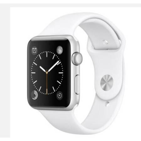 苹果 Apple Watch Sport Series 1智能 手表42毫米 银色 铝金属表壳