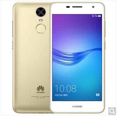 华为 畅享6 金色 3GB+16GB 全网通 移动联通电信 4G手机 双卡双待