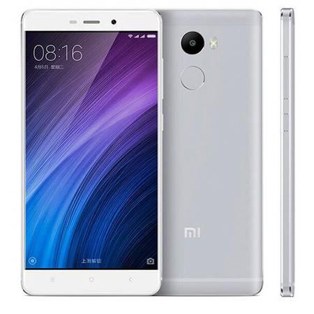 小米 红米4 全网通 4G手机 2GB+16GB 银色 标准版