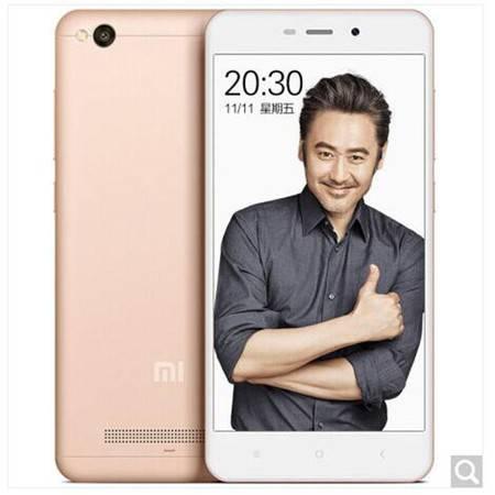 小米 红米4A 2GB+16GB 金色 全网通 4G手机