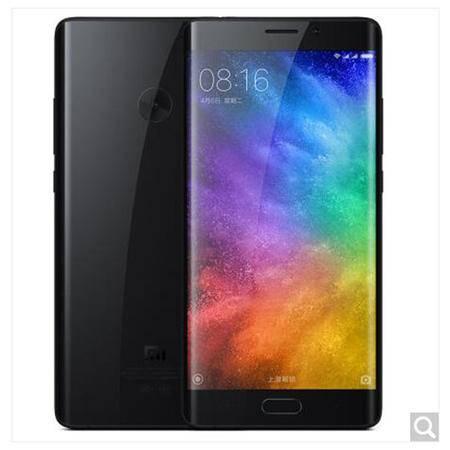 小米Note2 全网通 标准版 6GB内存 128GB ROM 亮黑色 移动联通电信4G手机