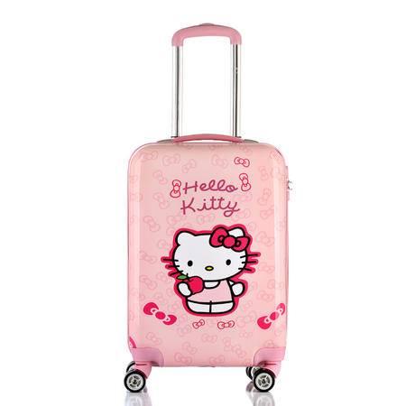 儿童拉杆箱万向轮儿童旅行箱包可爱卡通拉杆行李箱子20寸密码箱男女