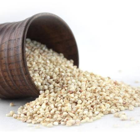 吉松岭有机食品小高粱米 有机杂粮 白高粱 东北非专辑有机小高粱