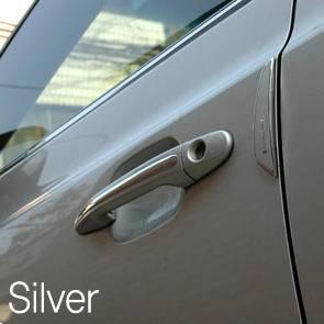 韩国Fouring EVA门边防撞条装饰条粘贴型 车漆防刮条 车门防撞条