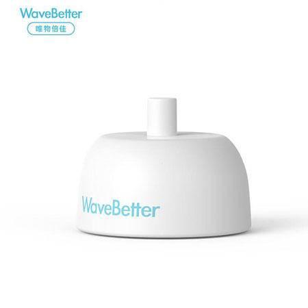 WaveBetter唯物倍佳m1声波成人电动牙刷智能充电自动牙刷软毛美白