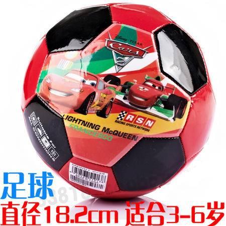 迪士尼米奇维尼儿童3号 橡胶篮球足球儿童蓝球送冲气工具