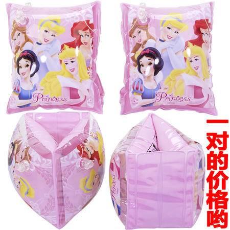 迪士尼米奇儿童手臂圈宝宝救生圈游泳圈用品环保安全儿童男女