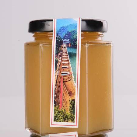 蜂蜜 纯土蜂蜜 纯手工制作  采大别山区野生花粉  200g