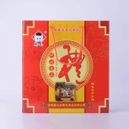 赖毛  食品礼盒  6罐装