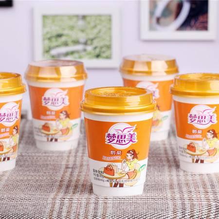 山葛老 梦思美原味奶茶80g*30杯