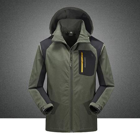 汤河之家中长款专柜正品夹克外套