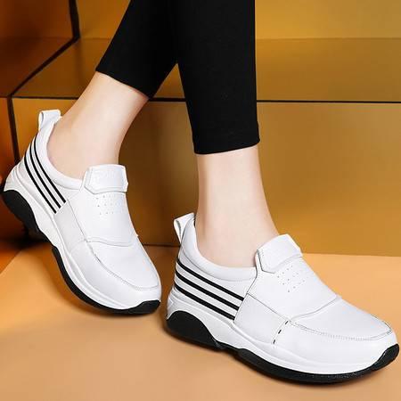 施悦名休闲小白鞋时尚女鞋