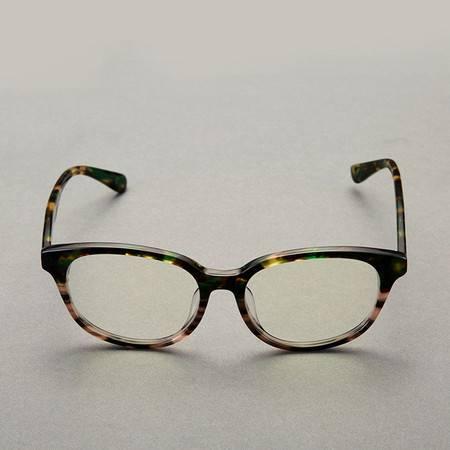 洋湖轩榭 大方框 抗疲劳眼镜 防辐射眼镜 近视眼框架镜 眼镜镜框