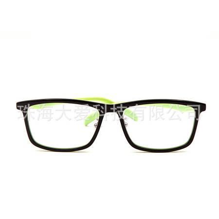 洋湖轩榭 防辐射镜框 电脑防辐射眼镜 抗疲劳功能眼镜