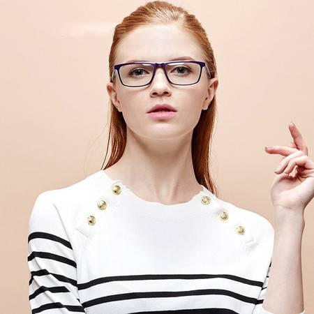 洋湖轩榭 简约镜框 电脑防辐射眼镜 抗眼睛疲劳 功能眼镜