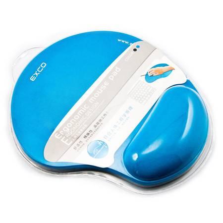 护腕鼠标垫  游戏鼠标垫 加厚加大鼠标垫 MSP-003/004 黑色/蓝色
