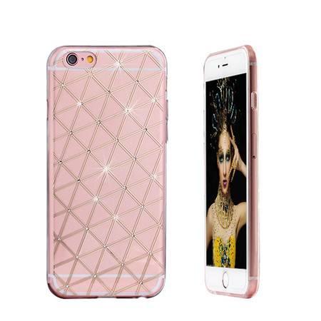 苹果6s隐形钻保护套 保护壳 苹果6手机套 手机壳 iPhone6/6S ZT405