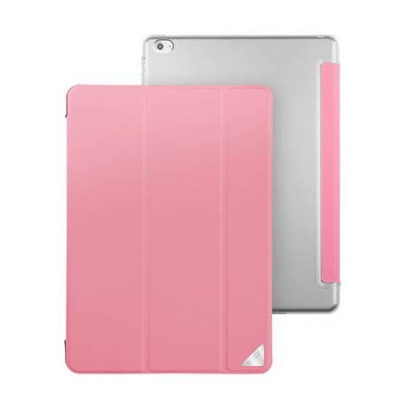 苹果mini4 青春保护套 保护壳(For iPad mini4)粉/蓝/黑/金