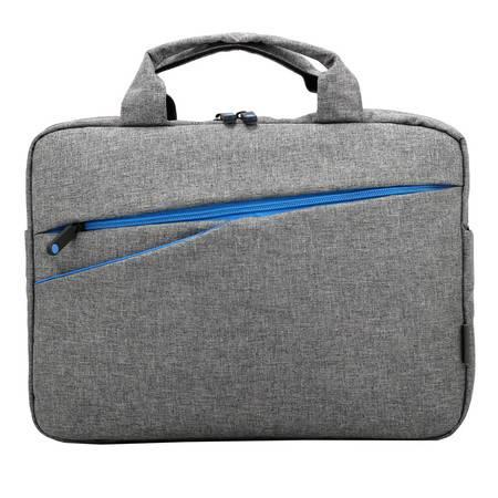 宜适酷 商务时尚单肩包斜挎包多功能笔记本电脑包手提包15.6英寸